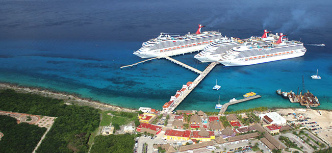 Cozumel tours and visitors
