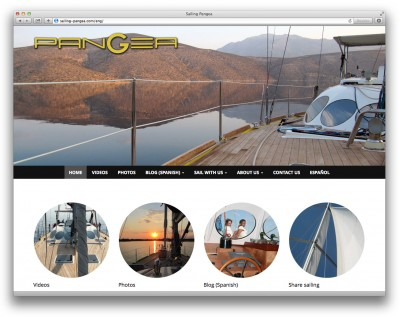 Pangea Yacht online marketing